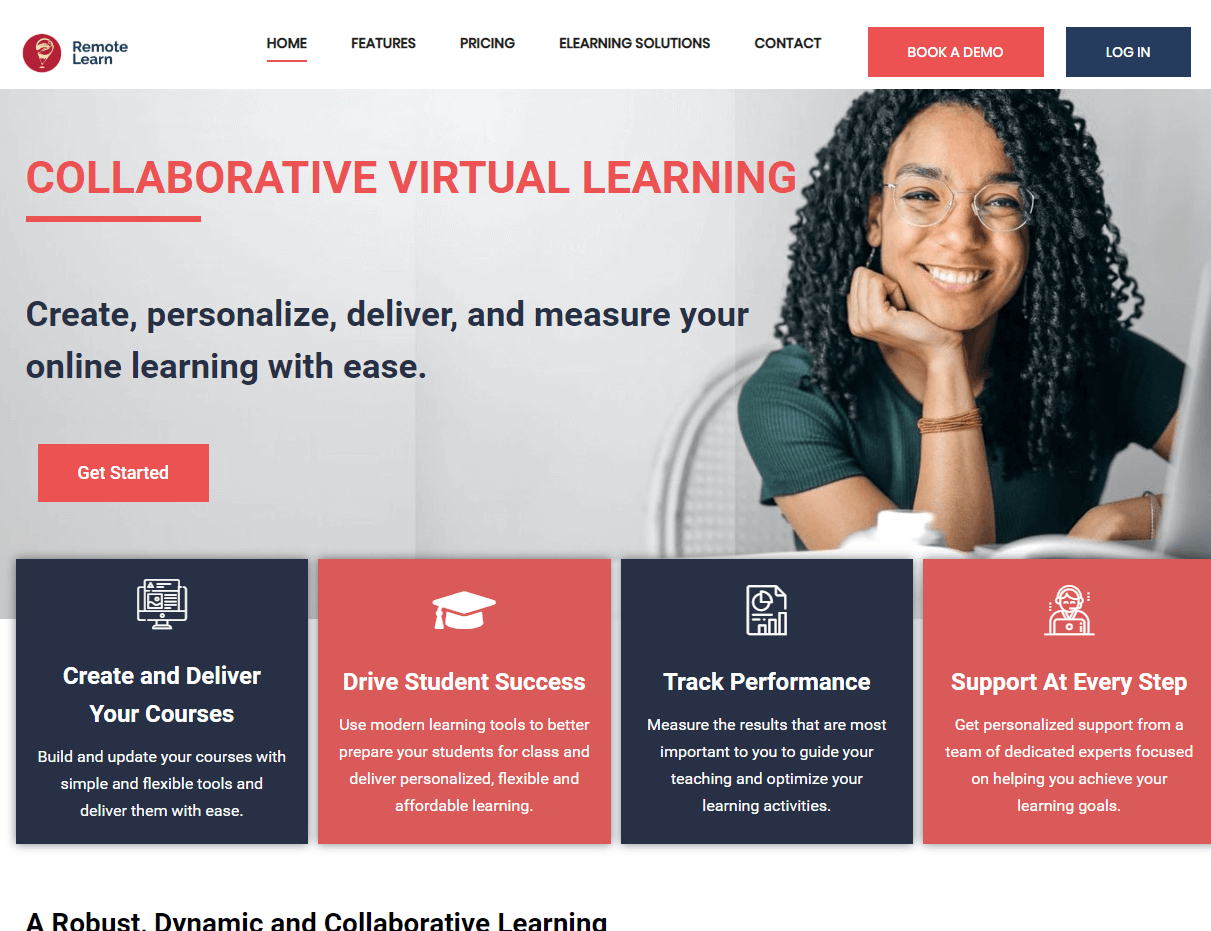 RemoteLearn LMS